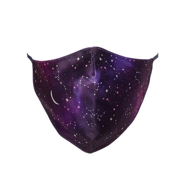 Constellation Adult Kids Face Mask