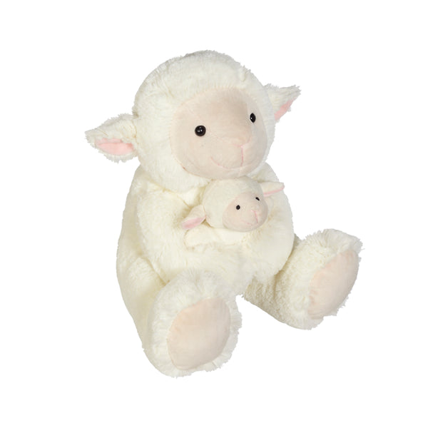 Lamb & Baby Mini Plush