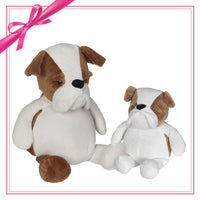 Gift Set - Buster Bulldog Buddy & Mini Plush
