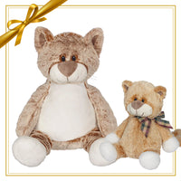 Gift Set - Claire Cat Buddy & Mini Plush
