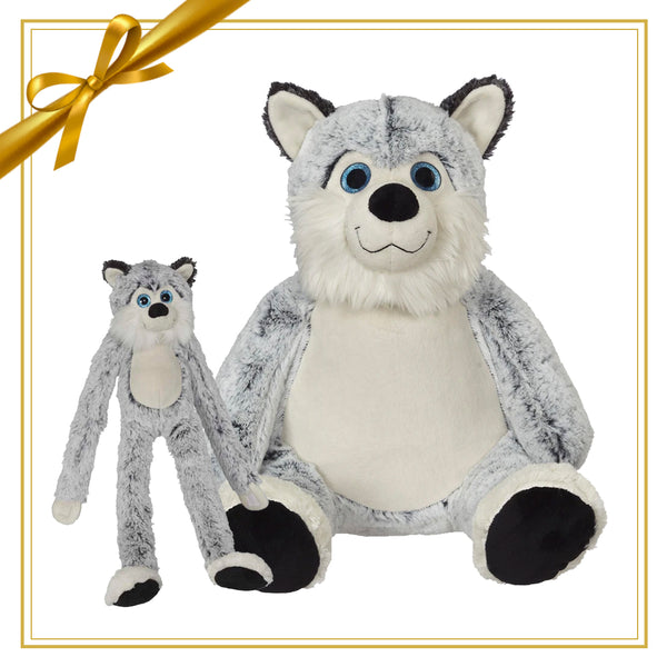 Gift Set - Horatio Husky Buddy & Mini Plush