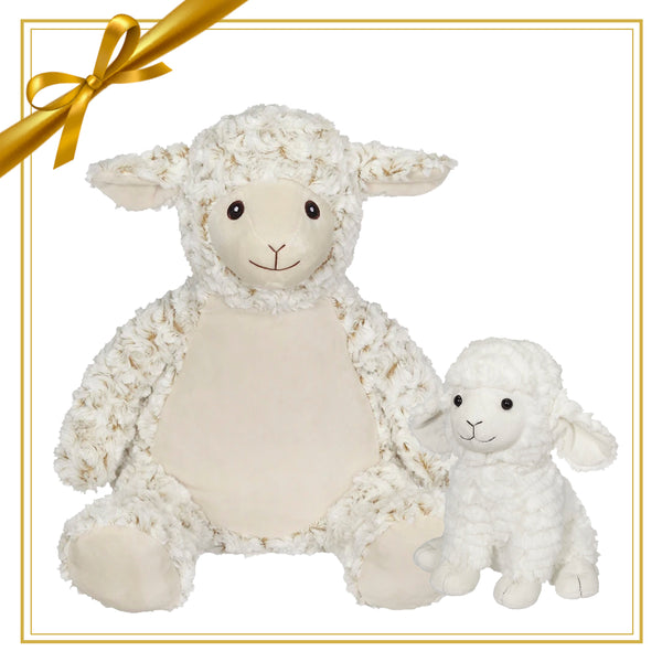 Gift Set - Luce Lamb Buddy & Mini Plush