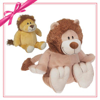 Gift Set - Rory Lion Buddy & Mini Plush