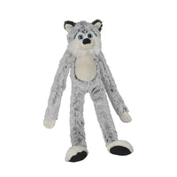 Long Legs Husky Mini Plush