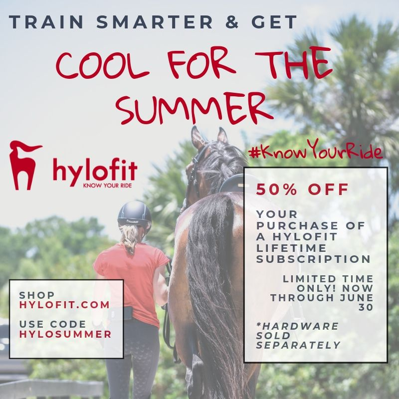 Announcing Hylofit's Cool for the Summer Promotion!