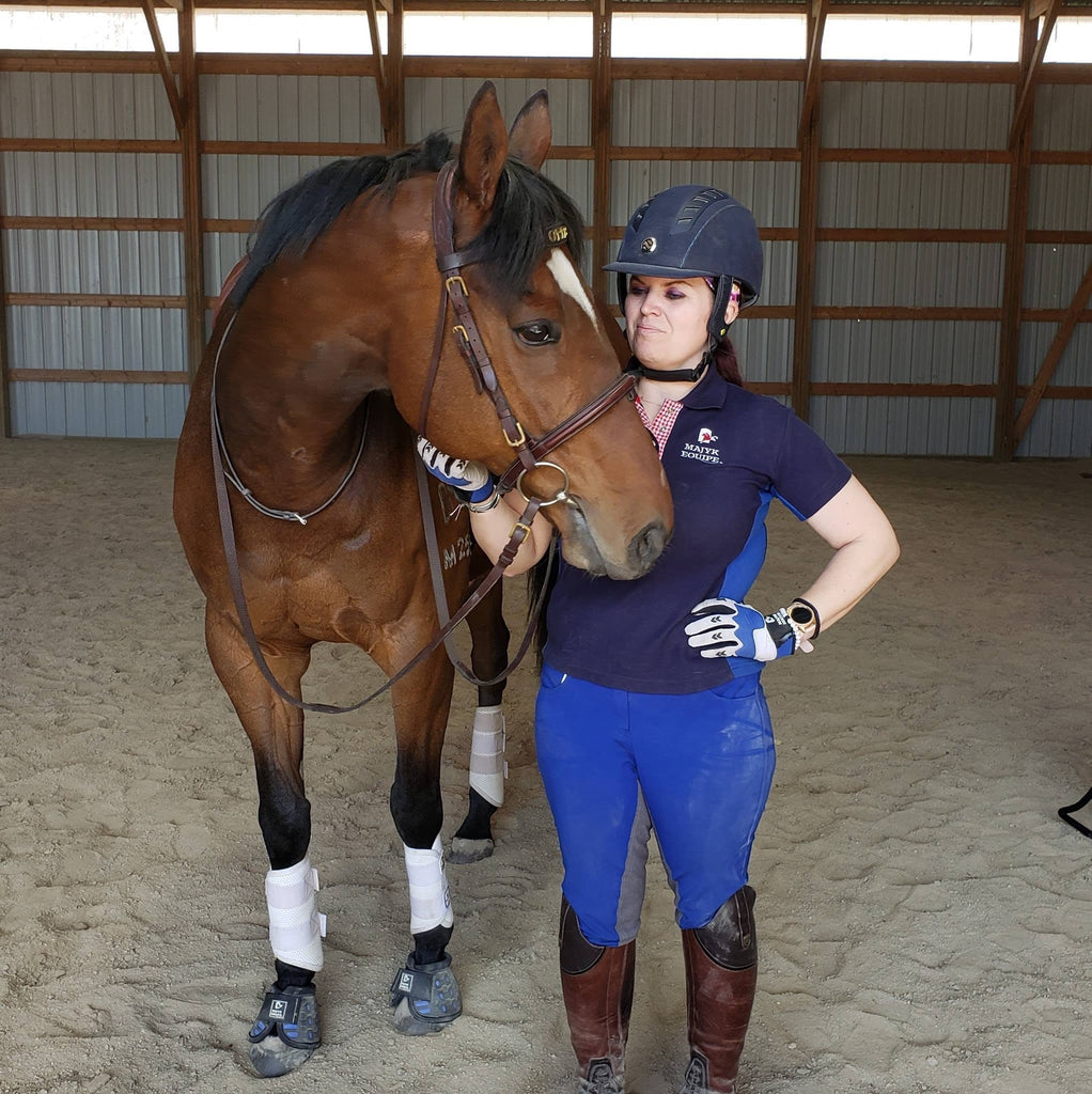 How Hylofit Helped This Amateur Rider Make the Best Decision for a Stoic Horse