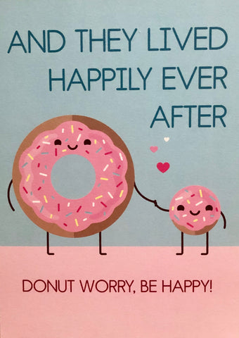 Donot Worry, Be Happy
