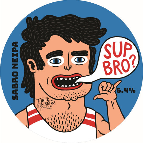 Sup Bro - 500ml