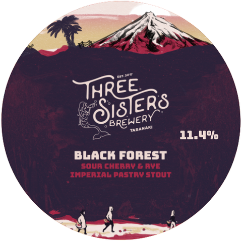 Black Forest - 500ml