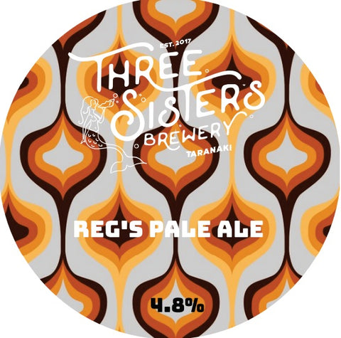 Reg's Pale Ale - 500ml