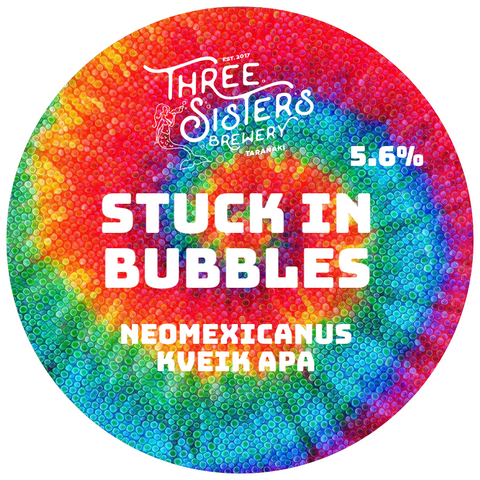 Stuck in Bubbles APA - 500ml