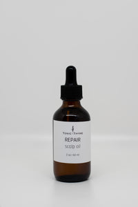 REPAIR scalp oil