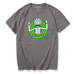 Copy of Rick Morty Tshirt