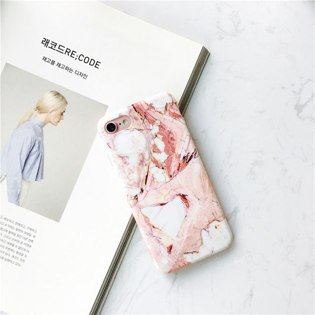 Milanese Luxury Marble IPhone Case
