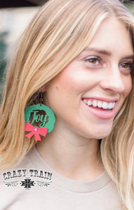 Joy To The World Earrings