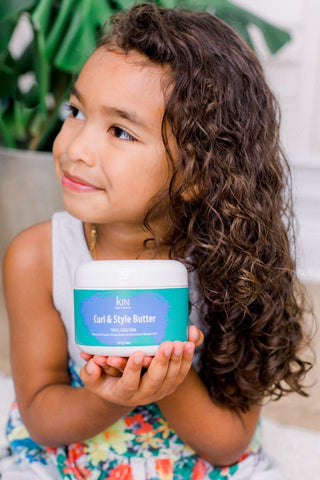 Curl & Style Butter(LEAVE IN or WASH OUT)