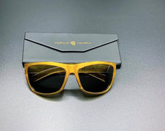 Unique pieces, factory prototypes. Casanova Sunglasses Orange-Black