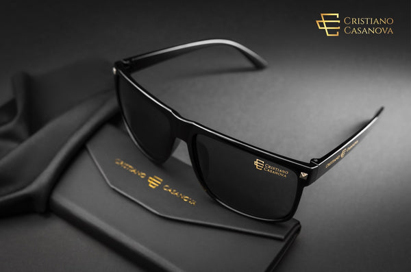 Venezia Sunglasses Black-Black