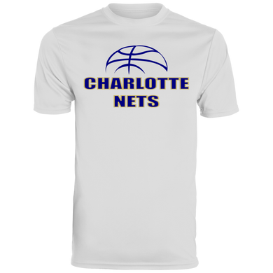 NETS Wicking T-Shirt - White