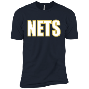 NETS BOLD WGL Youth T-Shirt Navy