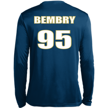 Load image into Gallery viewer, Bembry 95 LS Wicking TShirt