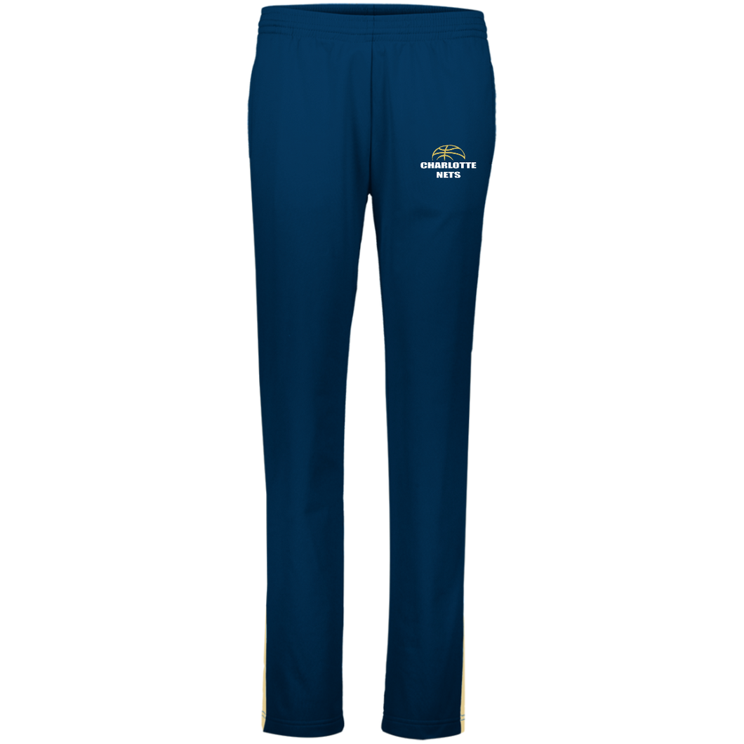 NETS Ball Ladies Warm-Up Pants - Navy