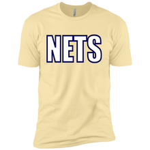 Load image into Gallery viewer, NETS BOLD WBL T-Shirt - Gold