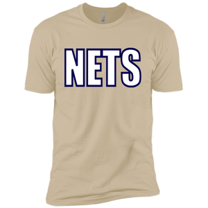 NETS BOLD WBL T-Shirt - Gold