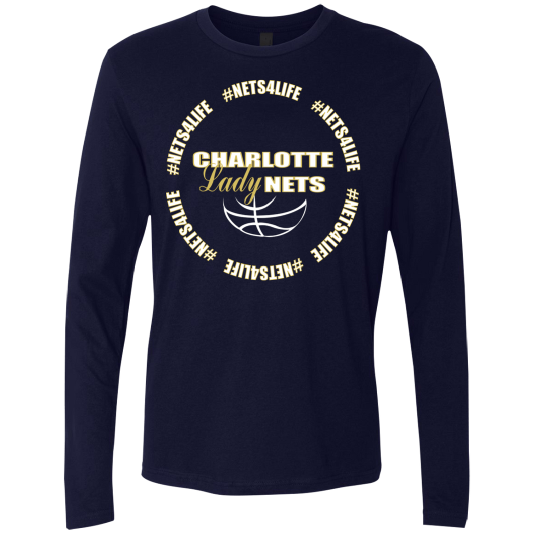 NETS LadyNETS4Life Navy LS