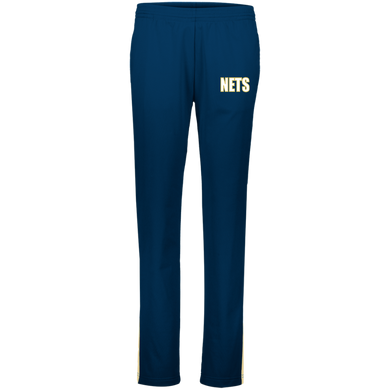 NETS BOLD WGL Ladies Warm-Up Pants - Navy
