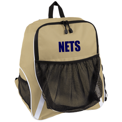 NETS BOLD NL Team Bag - Vegas Gold