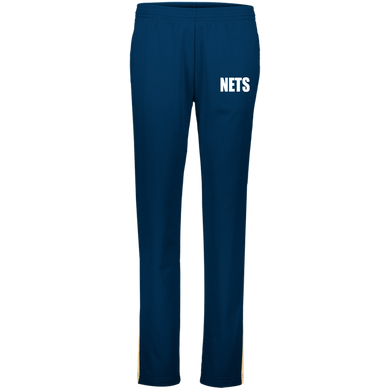 NETS BOLD WL Ladies Warm-Up Pants - Navy