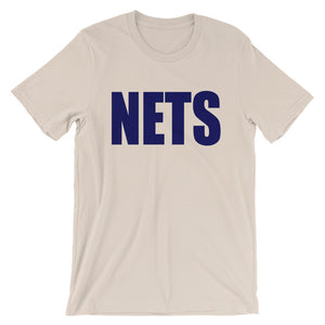 NETS BOLD BL T-Shirt - Gold