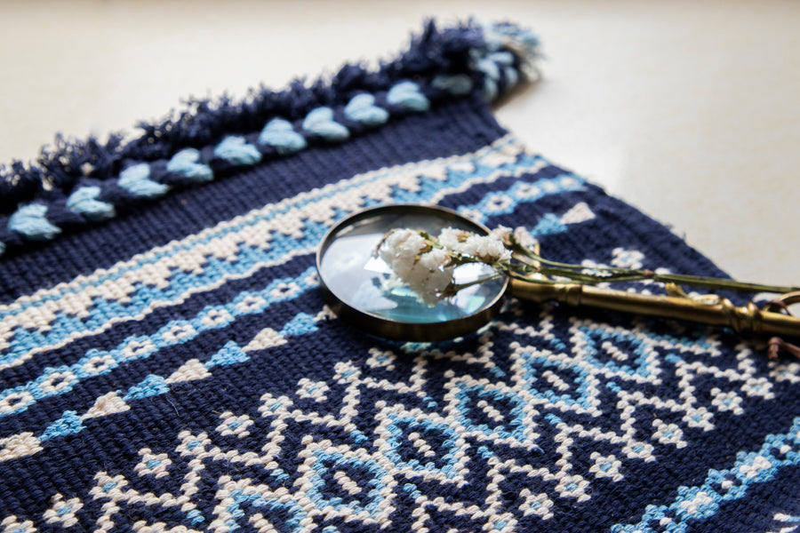 Kharad – Weaving Legacy Through Traveling Rugs