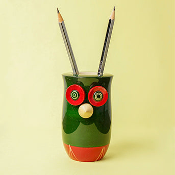Quirky Eyes Pen Stand