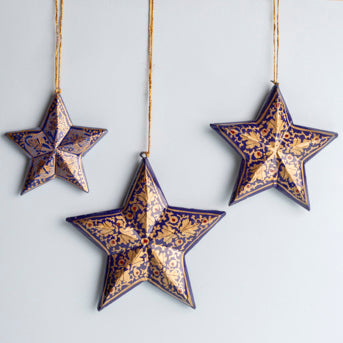 Hang Your Star Mache