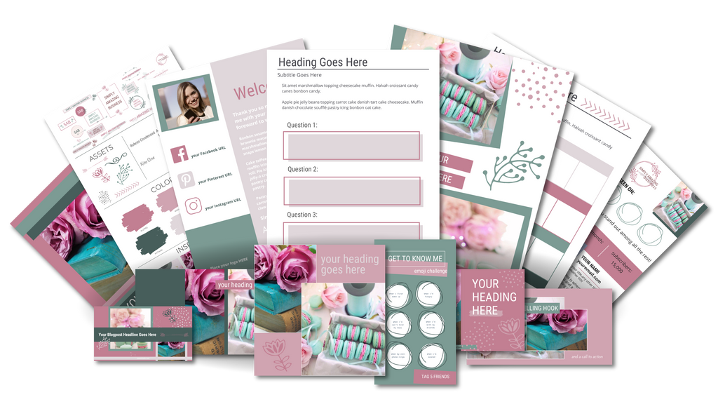 Ultimate Branding and Social Media Toolkit - Afternoon Tea