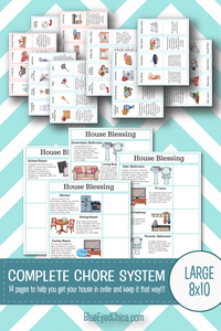 Chore System {14 Pages}