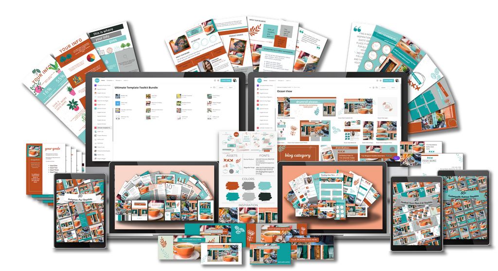 Ultimate Branding and Social Media Toolkit Bundle