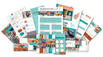 Ultimate Branding and Social Media Toolkit - Ocean View
