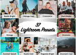 Lightroom Presets {Pack of 37}
