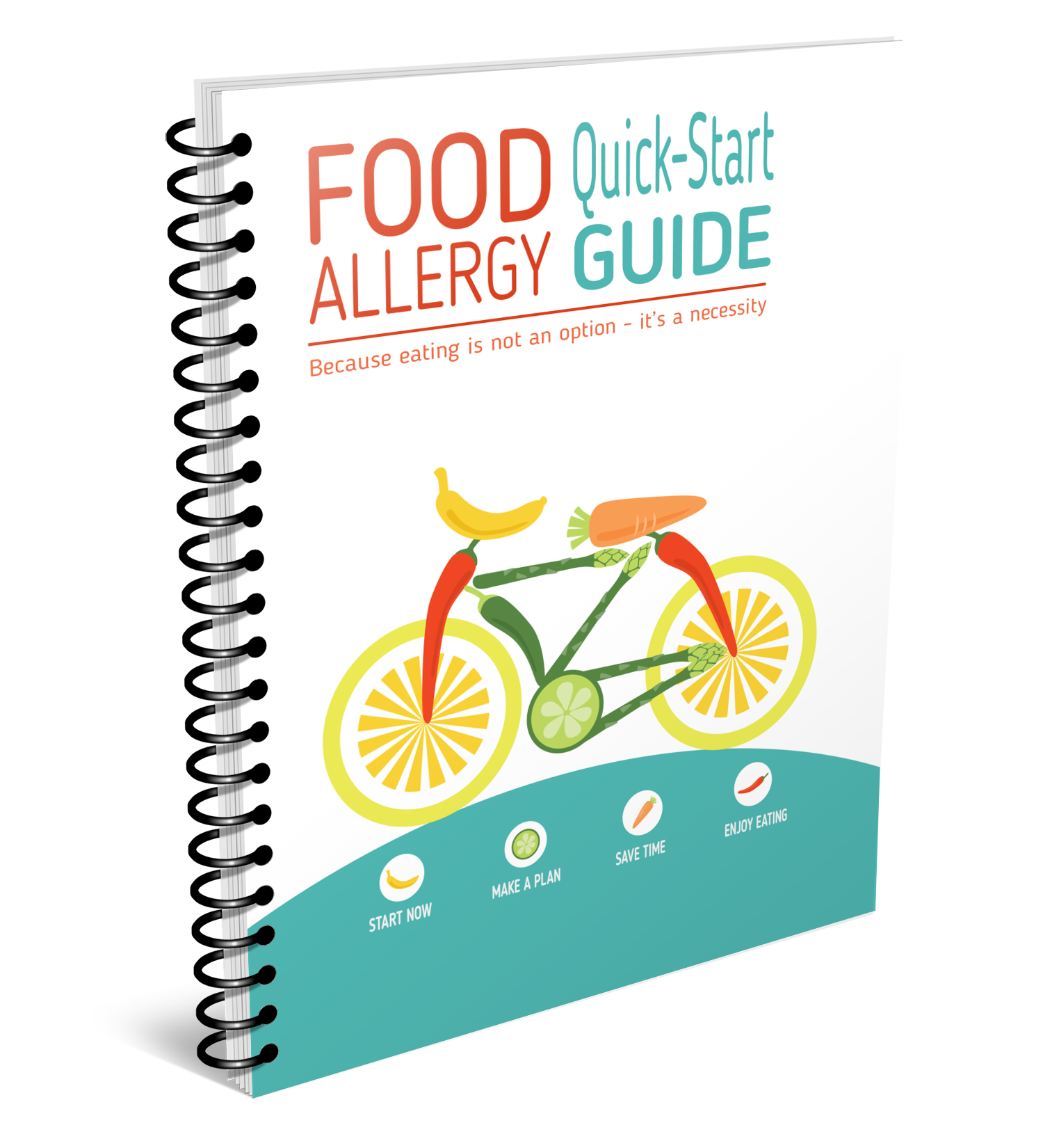 The Food Allergy Quick Start Guide {40+ pages}