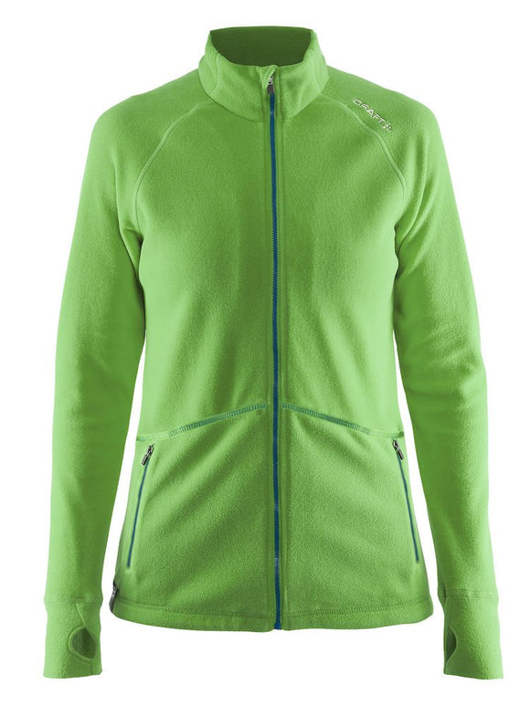 1904594 - Micro fleece full zip woman -Shout (2620)
