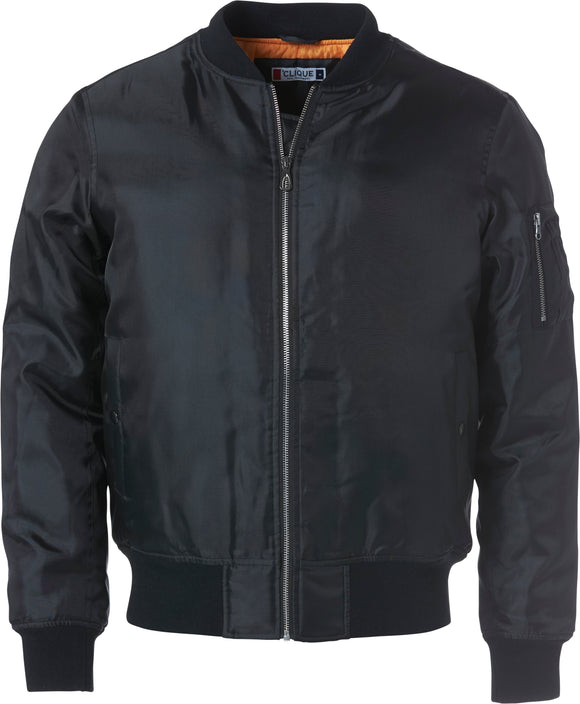 020955 - Bomber Jacket - Black (99)