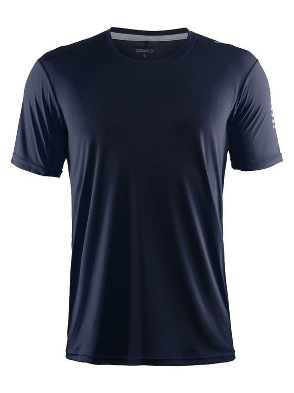 1903949 - Craft - Mind SS Tee M - Navy (1390)