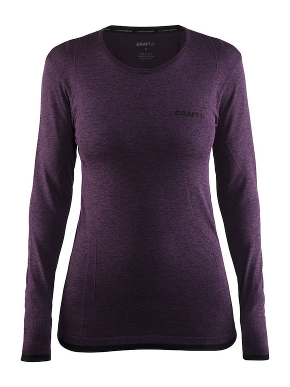 1903714 - Active Comfort Rn Ls woman - Space (B485)