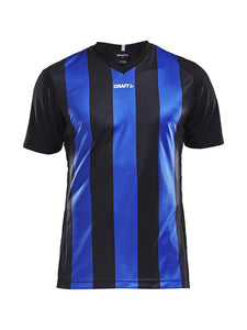 1905562 - Progress Jersey Stripe M - Black/Club Cobolt (9346)