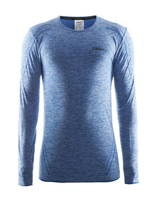 1903716 - Active Comfort Rn Ls Men - Sweden blue (B336)