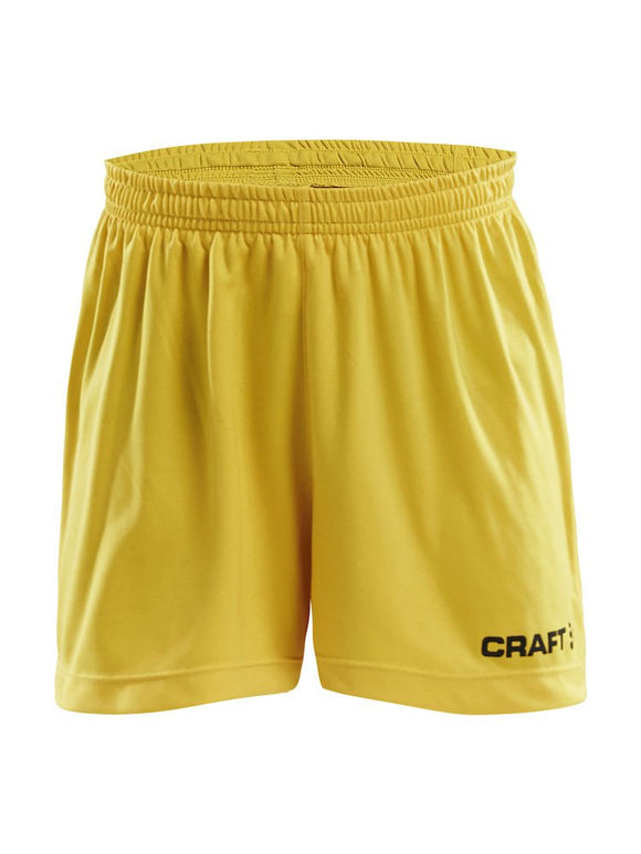 1905586 - Squad Short Solid Jr - Yellow (1552)