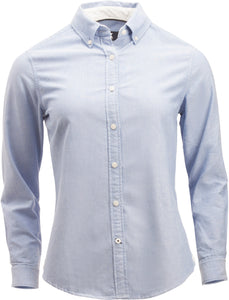 352401 - Belfair Oxford Shirt Ladies - French Blue (505)